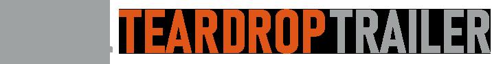 Teardrop trailer Logo